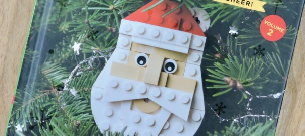 The Lego Christmas Ornaments Book 2 Little Brick Root