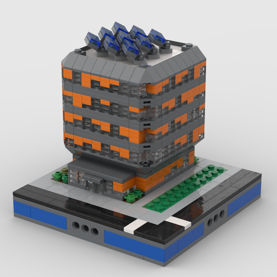 Micropolis Monday: City Mutual Building